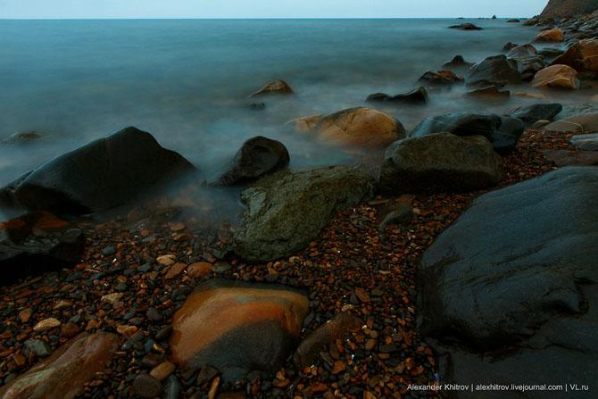 Маяк Скрыплева: морские ворота во Владивосток
