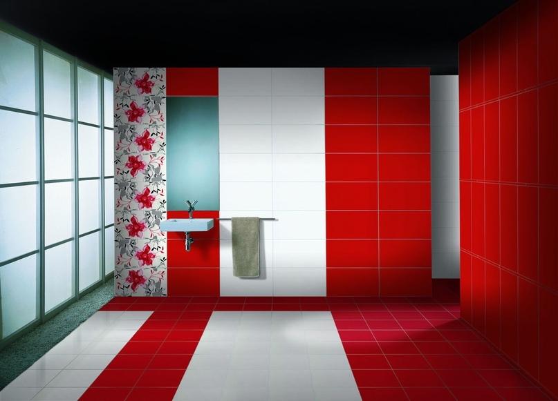 Выбираем керамическую плитку для ванной