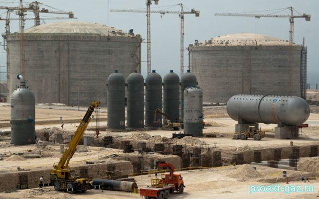 """""""Газпром"""" войдет в главный иранский СПГ-проект?"""