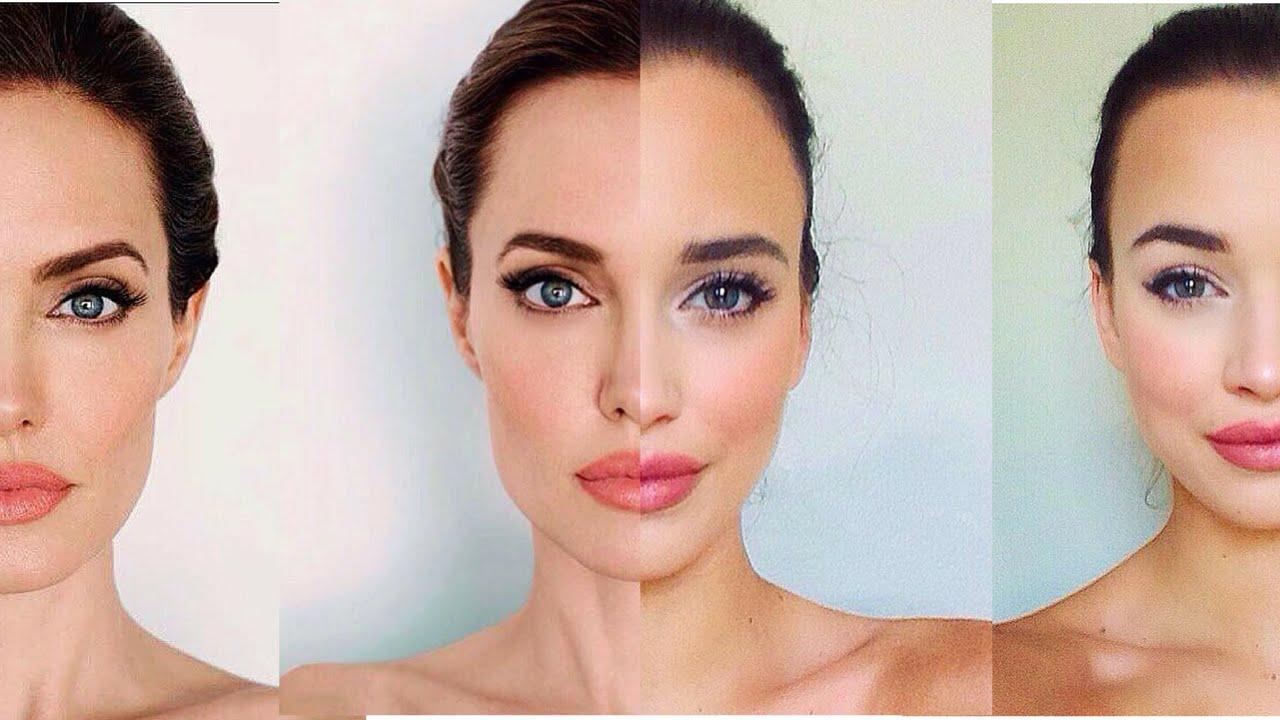 Angelina Jolie Makeup Tips  Saubhaya Makeup