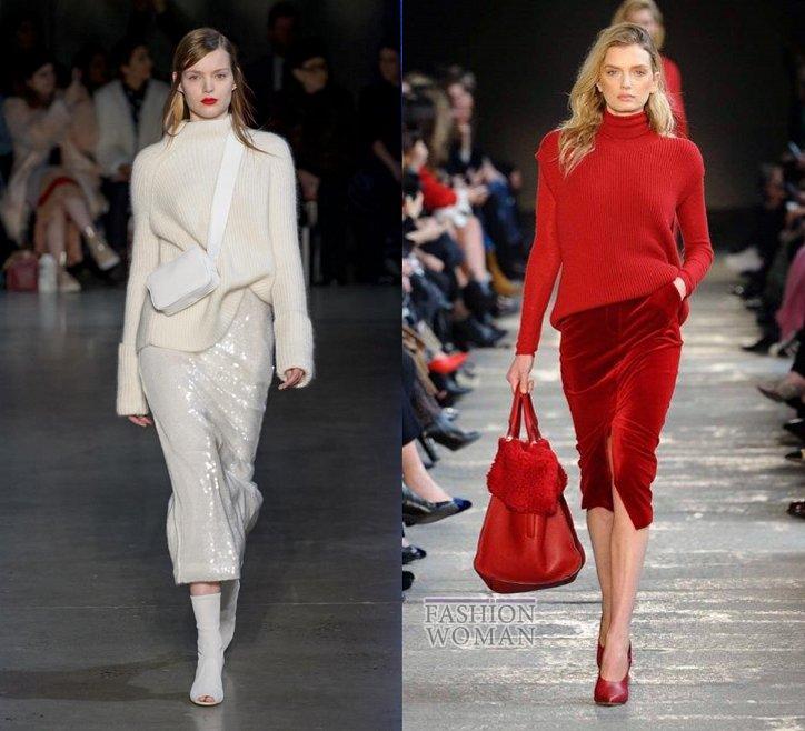 С чем носить юбку-карандаш и выглядеть модно фото №24