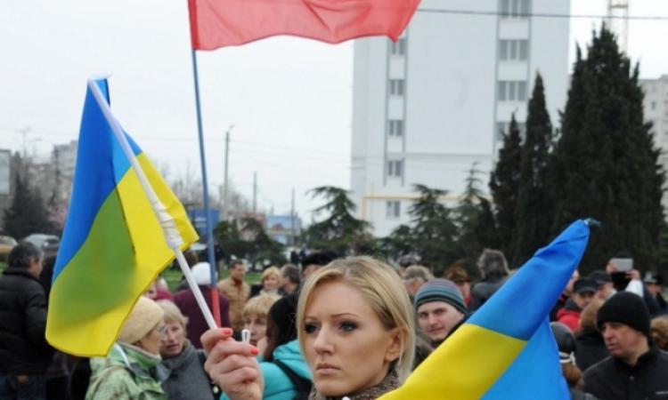Украинцы снова просят Путина о защите и помощи