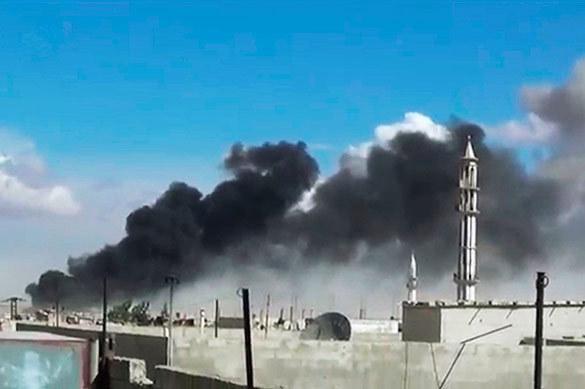 СМИ: ИГ ужаснулось точностью российских бомбардировок - главарей уже оплакивают