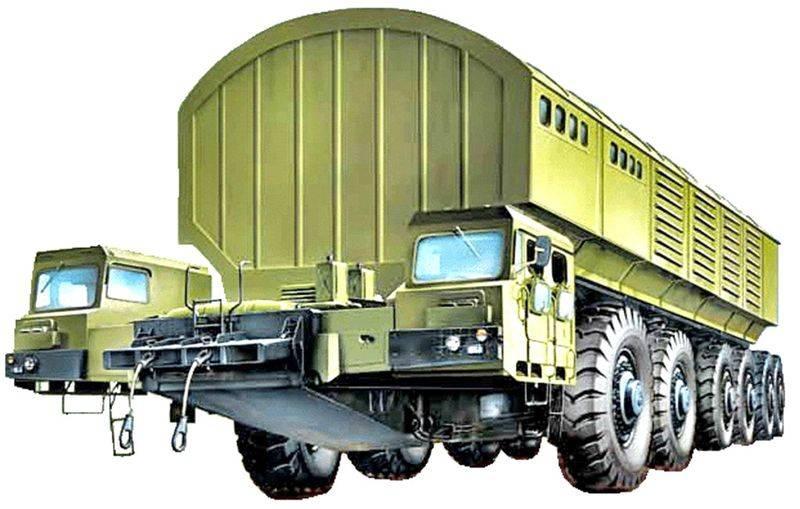 Белорусская «Целина». Неизвестный проект МАЗ-7904
