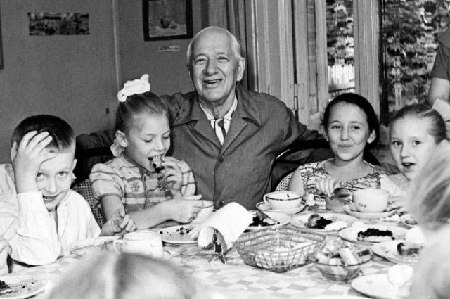Методы воспитания детей от Корнея Чуковского