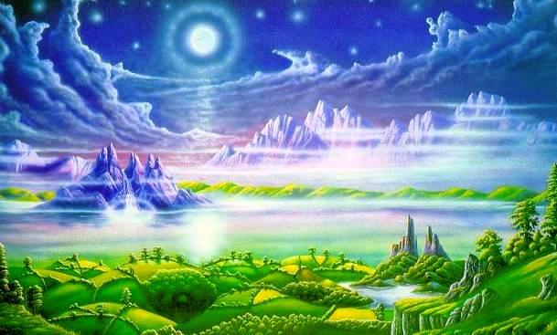 Беловодье – древняя прародина Ариев и Славян