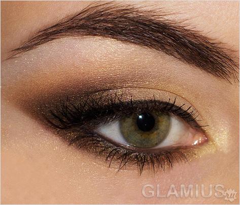 Макияж: Макияж для голубых глаз: фото и видео 8