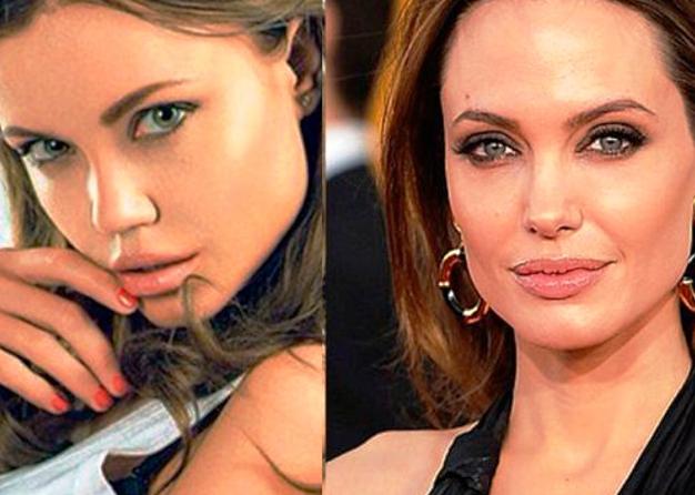 Британский таблоид назвал жительницу Твери копией Анджелины Джоли. Сравниваем!