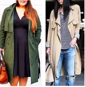 9 трендовых вещей, которые помогут выглядеть модно и стильно девушкам с любой комплекцией
