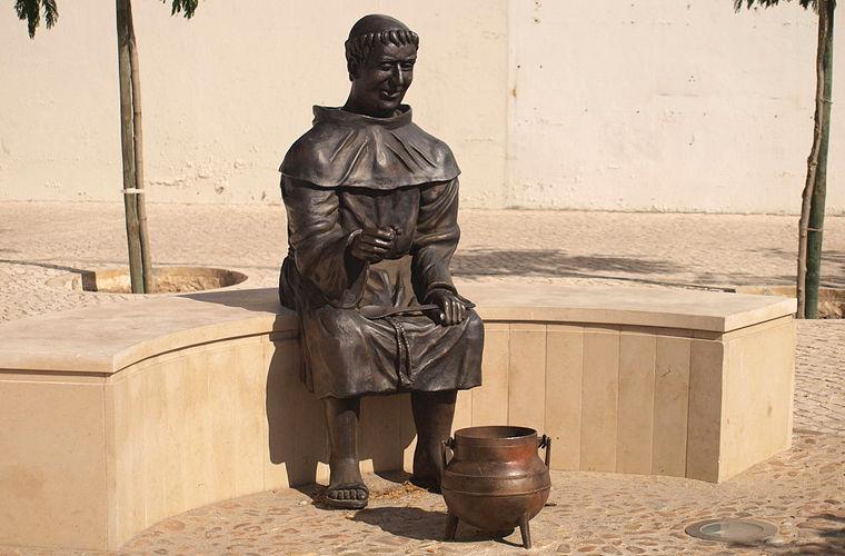 История португальского супа из камня