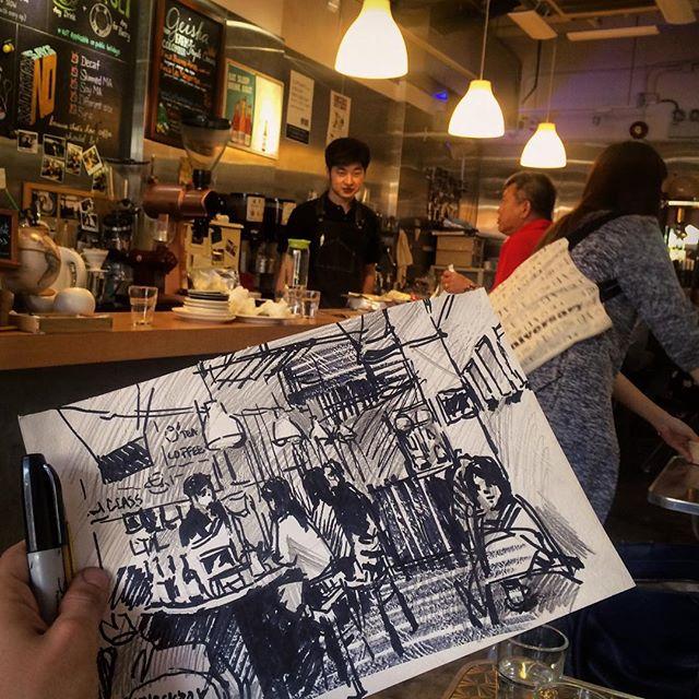 Лучший кофе в Гонконге