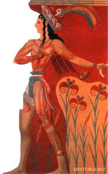 Древние цивилизации. Искусство Минойской цивилизации