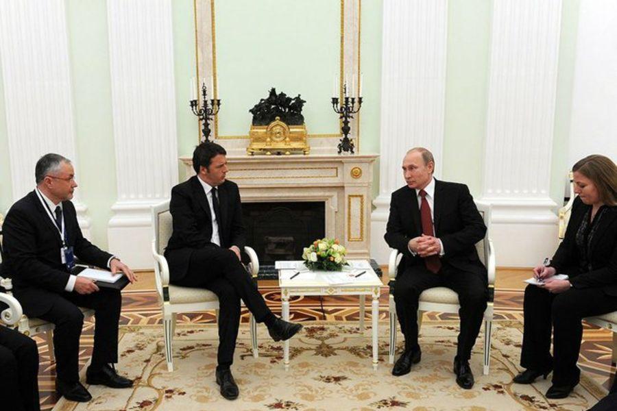 Путин: дальнейшее развитие отношений отвечает интересам России и ЕС