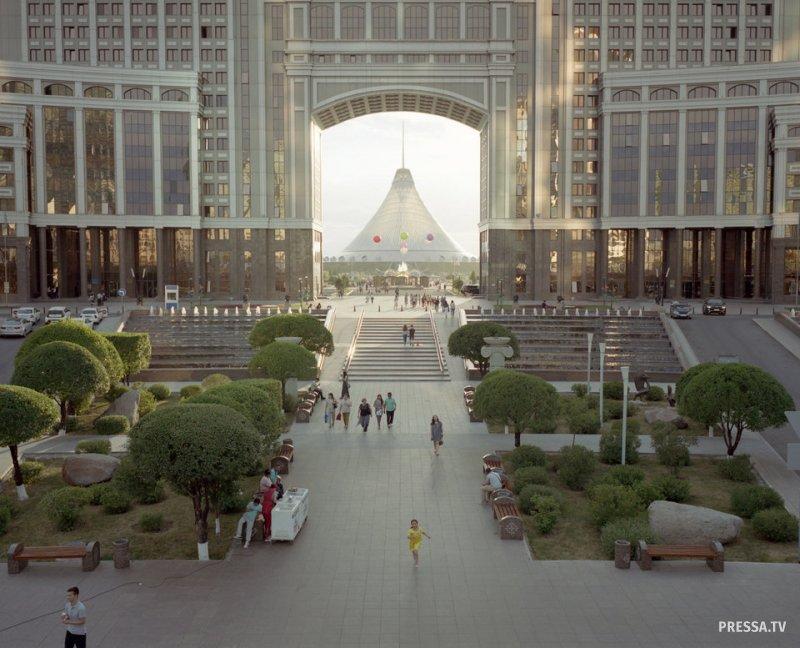 Астана - самая странная стол…