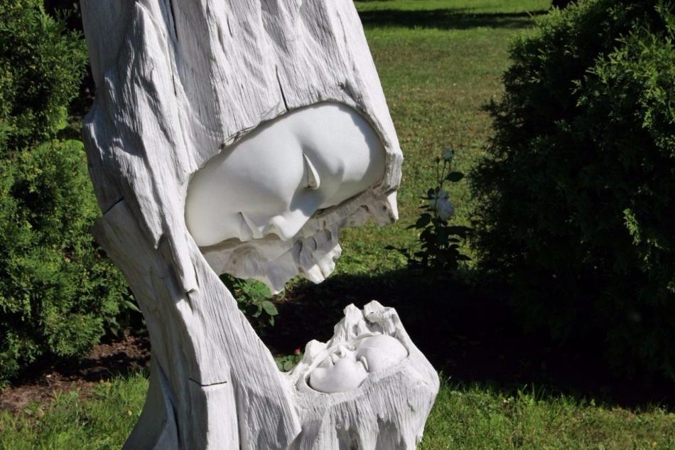 Волшебные памятники нашим ма…