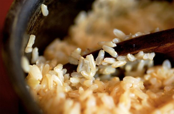 Как правильно варить рис