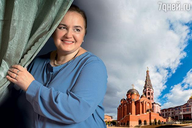 Елена Земляникина. Промыслом божьим