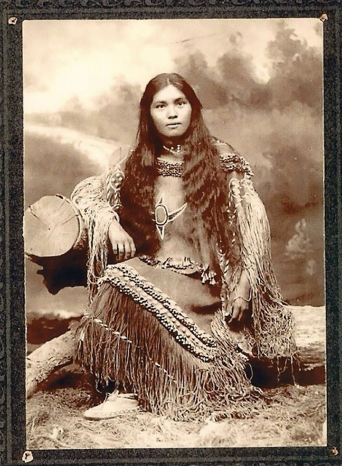 Эльси Вэнс Честуэн, Чирикахуа женщины, индейцы, красота, племена, прерии