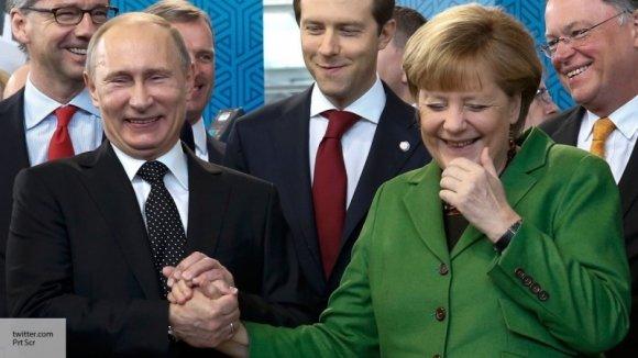 Публичное унижение: Меркель …