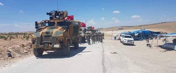 Турецкие войска вошли в Манбидж