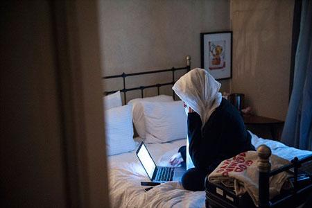 """Как вербуют девушек в """"Ислам…"""