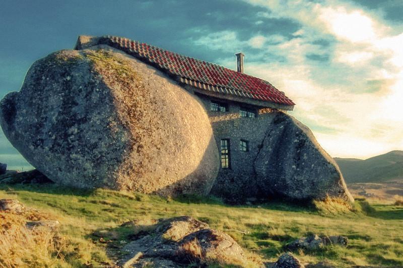 Самые невероятные дома дома, необычные, самые