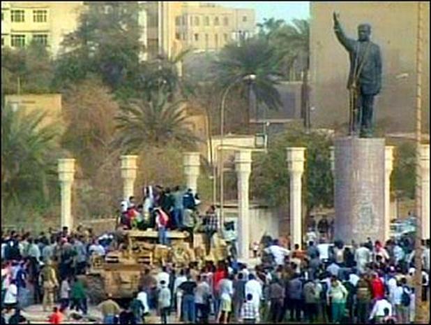 Сожаления низвергателя Саддама Хуссейна