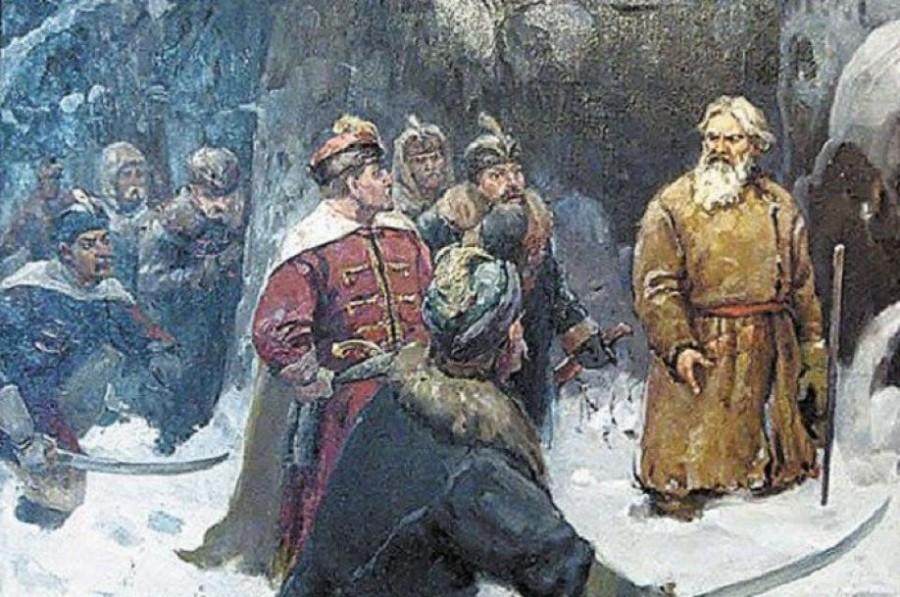 Загадки русского духа