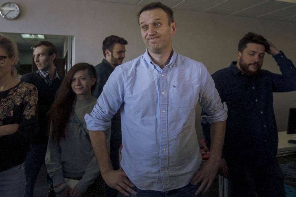 ЕСПЧ на подтанцовке у Навального