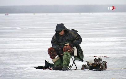 Спасатели предупреждают об опасности зимней рыбалки