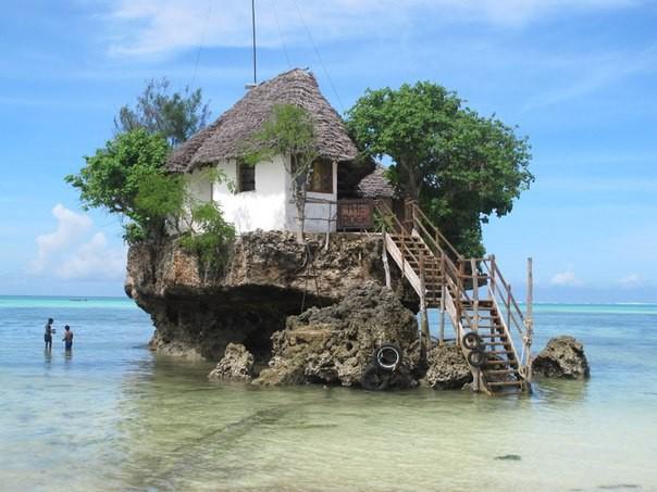 Дома, архитектором которых как будто была сама природа