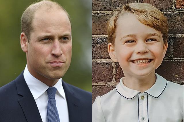 Принц Уильям рассказал о новом увлечении принца Джорджа