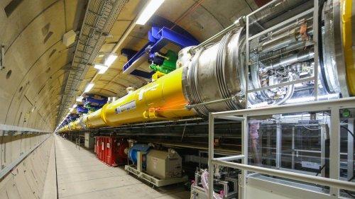 Рентгеновский лазер EuXFEL приближается к точке выхода на полную мощность