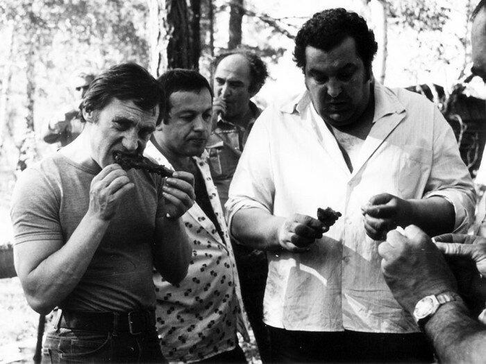 На природе с друзьями Бард, Владимир Высоцкий, актер, знаменитости, интересно, певец, фото