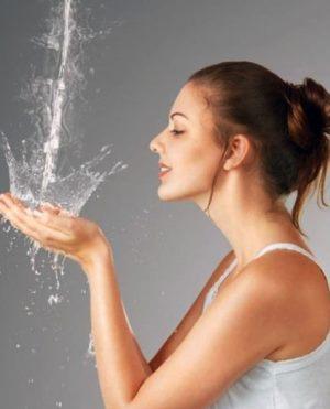 Порядок целебного приема воды