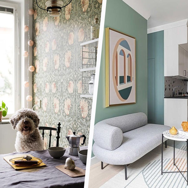 Мы очарованы: 6 сказочно уютных идей для маленьких квартир