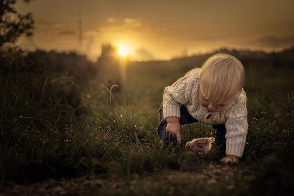 Дети приводят нас к Богу