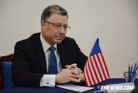 Волкер: США поддерживают миссию миротворцев ООН, а не силы защиты ОБСЕ