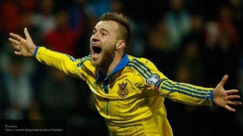 Дубль Малиновского обеспечил сборной Украины победу над Литвой