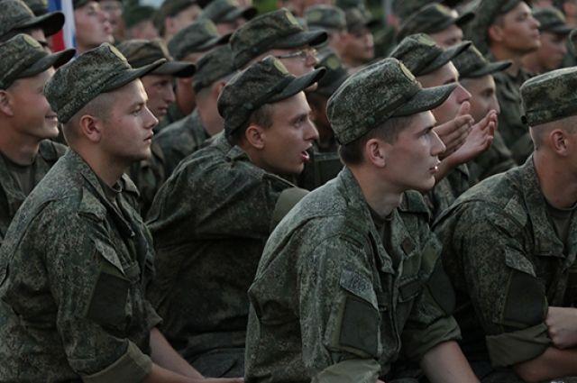 По итогам весеннего призыва ряды ВС России пополнили 128 тысяч человек