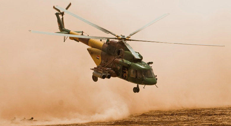 Ми-17 бьёт «чёрного ястреба»: США медленно теряют Афганистан
