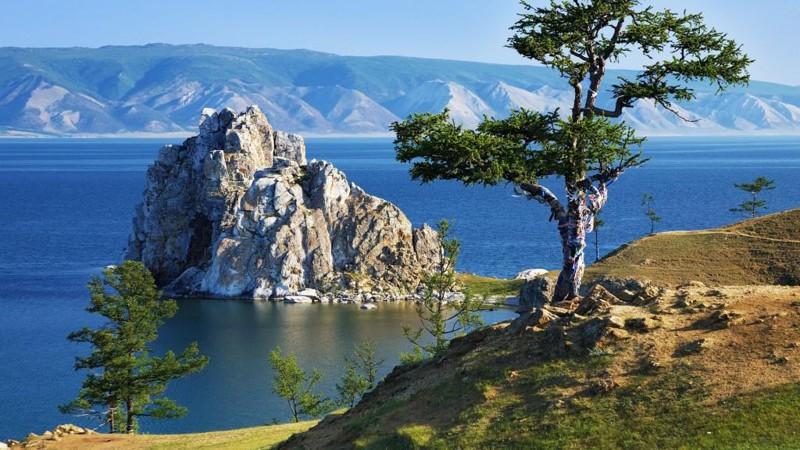 Байкал — самое древнее озеро в мире. интересное, факты