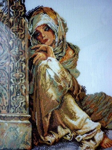 *Арабская женщина*