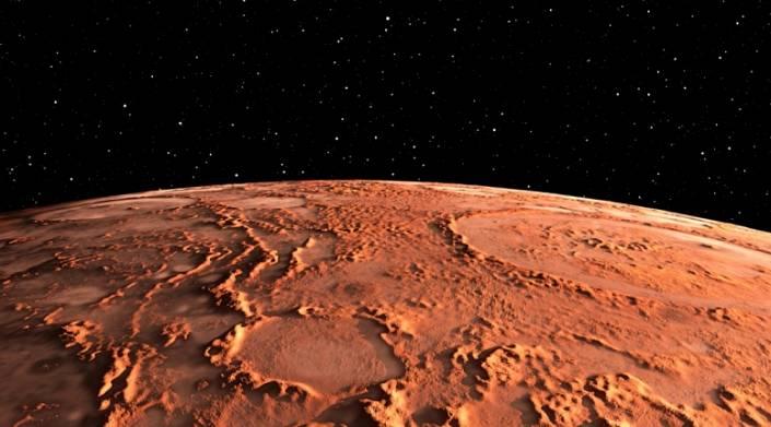 Короткий анекдот о том, есть ли жизнь на Марсе