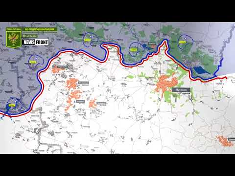 Оперативная сводка Народной милиции ЛНР на 19 февраля 2018