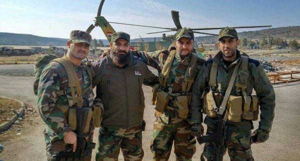 «Тигры» и ВКС РФ начали прорыв обороны ИГИЛ из Ракки в сторону Дейр Зор