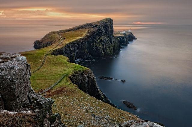 В Шотландии выставили на продажу остров площадью почти в 2 тысячи га