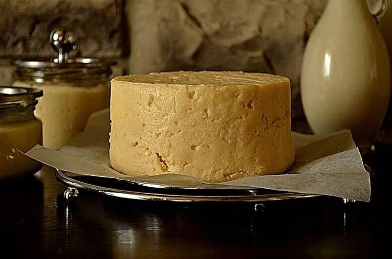 Сыр из гороха, это просто невероятный вкус