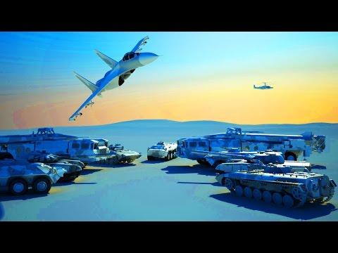 У Пентагона шок! Россия обнародовала новое современное оружие (эксклюзив 2015)!