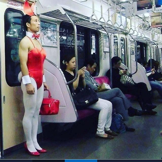 Япония, такая Япония!
